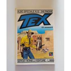 Tex Albo Speciale n.12 Gli...