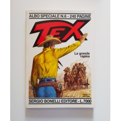 Tex Albo Speciale n.6 La...