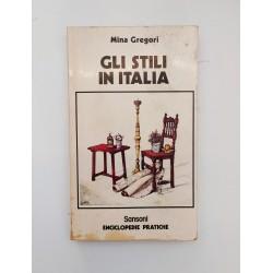Gli stili in Italia di Mina...