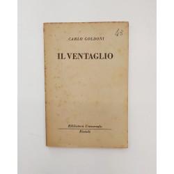 Il Ventaglio Carlo Goldoni...