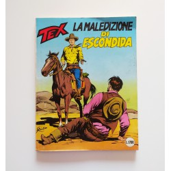 Tex n.335 La Maledizione di...