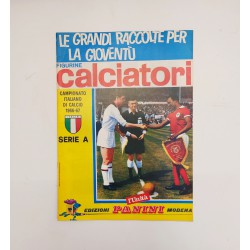 Calciatori Panini 1966-67...