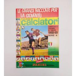 Calciatori Panini 1968-69...