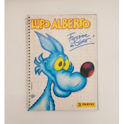 Album di Figurine Lupo Alberto