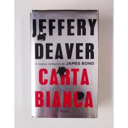 Jeffery Deaver Carta bianca...