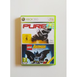 Pure / Lego Batman Pal XBOX...