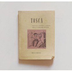 Tosca opera lirica in tre...