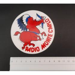 Radio Montecarlo Sagittario...