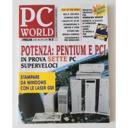 Pc World n°3 marzo 1994...