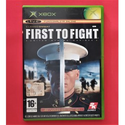 First To Fight Xbox Pal