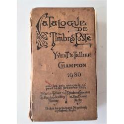 Catalogue de Timbres Poste...