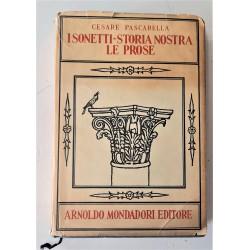 I sonetti - Storia nostra...