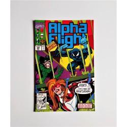 Alpha Flight n°102 Marvel...