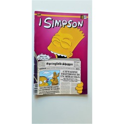 I Simpson n°18 ottobre 1999...