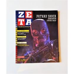 Zeta n°1 gennaio 1996...