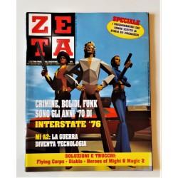 Zeta n°5 maggio 1997...
