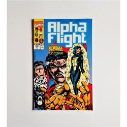 Alpha Flight n°101 Marvel...
