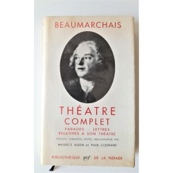 Beaumarchais Théatre...