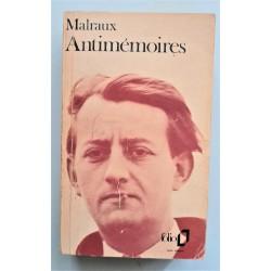 Antimémoires André Malraux...