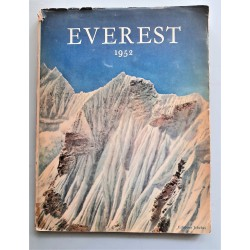 Everest 1952 André Roch