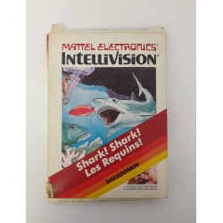 Intellivision Shark! Shark!...