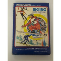 Intellivision Skiing n°1817...