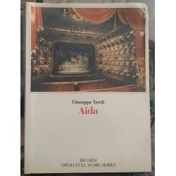 Giuseppe Verdi Aida Ricordi...