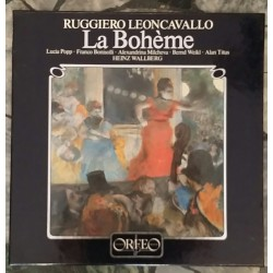 Ruggiero Leoncavallo Heinz...