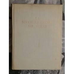 Libro La scultura lignea...