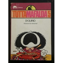 Tutto Mafalda 5 di Quino...