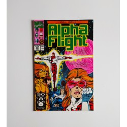 Alpha Flight n°100 Marvel...