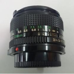 Canon ottica obiettivo 28mm...