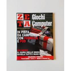 Zeta n°3 Marzo 1997 rivista...
